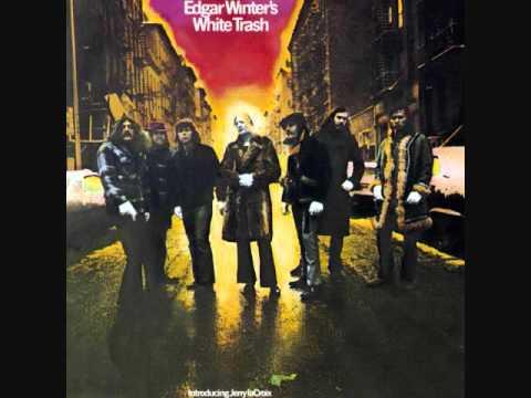 Edgar Winter's White Trash- Long Beach Arena, Ca 9/2/72