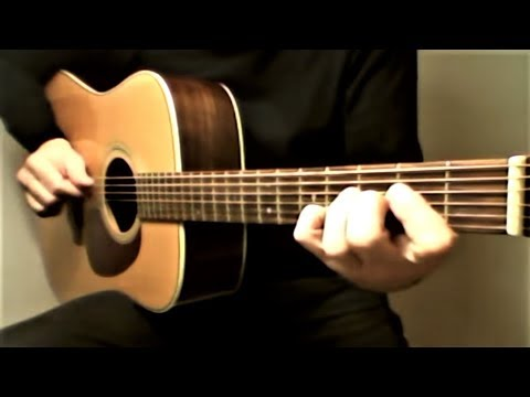 Christopher Cross  Sailing Acoustic Guitar  Fingerstyle