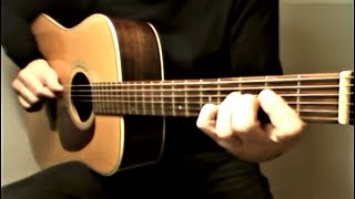 Christopher Cross - Sailing -Acoustic Guitar Cover Fingerstyle