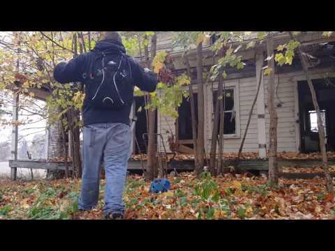 Abandoned Home - Welcome to Farm House Island.