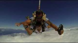 AHIAM / LOS PARANOS (Tahiti parachutisme - skydive Tahiti)