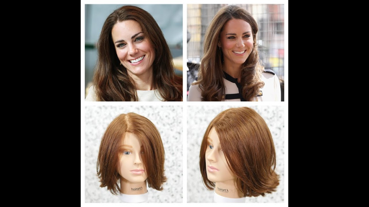 Kate Middleton Haircut Makeover Youtube