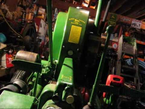 hqdefault john deere l new wiring job! it charges now! youtube John Deere Alternator Wiring Diagram at webbmarketing.co