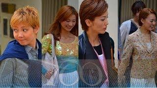 2014.5.2撮影(本日は宙組公演「ベルサイユのばら」初日) 星組トップ 柚...