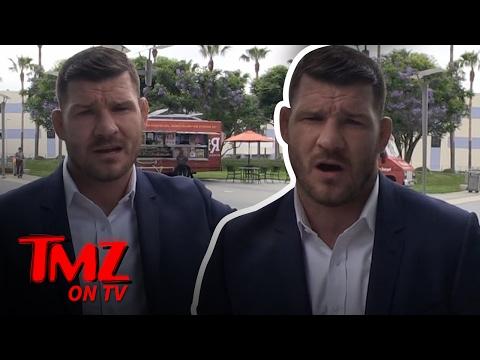 UFC Middleweight Champ: UK Isn't Doing Enough to Stop Terrorism! | TMZ TV