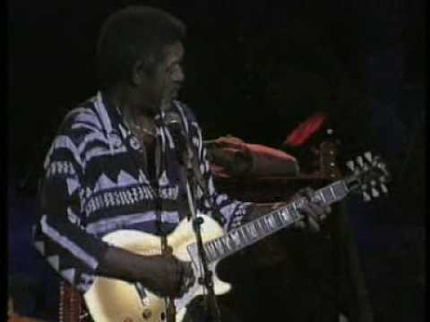 """Luther Allison""""Living in the house of the blues"""""""
