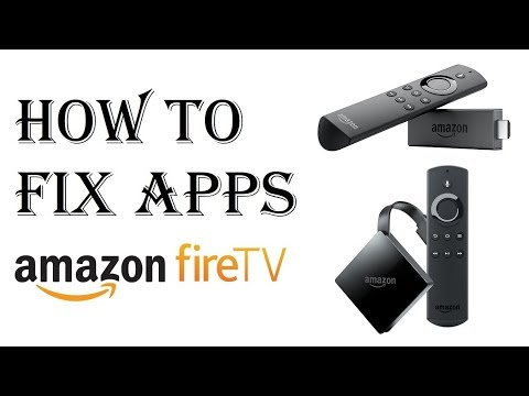 How to Fix Amazon Fire Stick TV - How to Work Unfreeze Frozen Fire