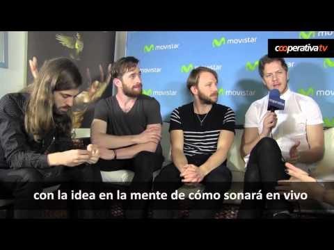 Imagine Dragons interview - Smoke + Mirrors tour