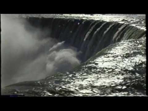 NIAGARA FALLS ARE VOLUMINOUS WATERFALLS ON THE NIAGARA  RIVER.