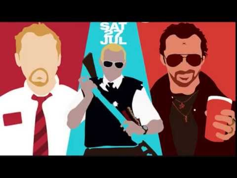 Empire Podcast - Edgar Wright And Simon Pegg Interview - The Three Flavours Cornetto Trilogy Special