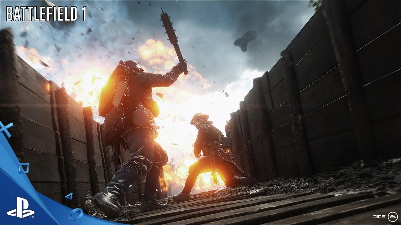 Battlefield 1 - Weapons Featurette | PS4