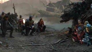 IRON MAN DEATH DELETED SCENE - Tony Stark Tribute Avengers Endgame