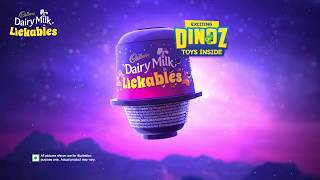 Cadbury Dairy Milk Lickables - Dinoz toys thumbnail