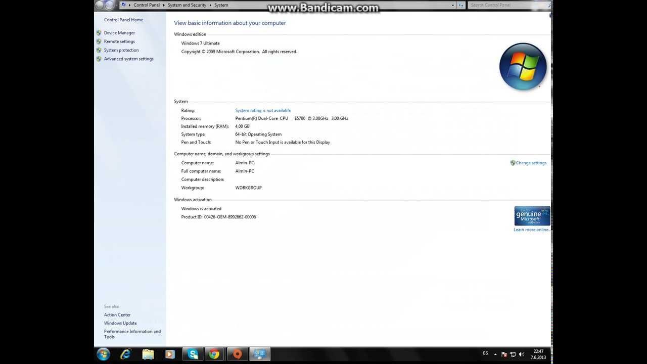 pentium r dual core cpu e5700 graphics drivers free download