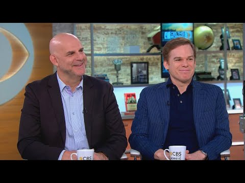 Actor Michael C. Hall and author Harlan Coben talk new series