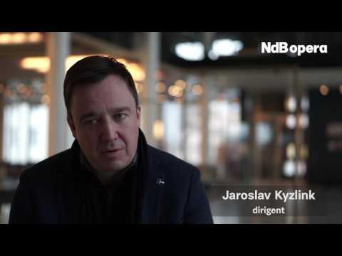 Dirigent Jaroslav Kyzlink o premiéře opery La Gioconda v Národním divadle Brno