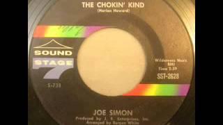 Joe Simon - The Chokin' Kind - Sound Stage 7 SS7-2628 soul