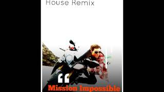 Video Mission Impossible - Dj CinEK (House Remix) download MP3, 3GP, MP4, WEBM, AVI, FLV Agustus 2018