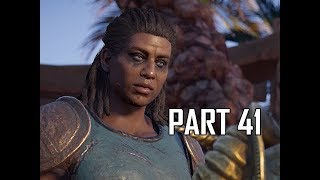 ASSASSIN'S CREED ODYSSEY Walkthrough Part 41 - XENIA (Let's Play Commentary)