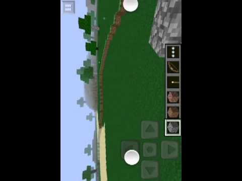 how to make a golden apple in minecraft pocket edition