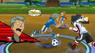 (Dolphin 720P) Inazuma Eleven Strikers - Show Time Part 1