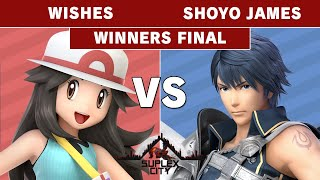 Suplex City - Shoyo James (Chrom) vs HGJ Wishes (Pokemon Trainer) Winners Final - Smash Ultimate