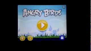 Asha 501 apps - Angry birds game download