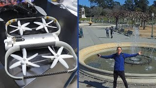 A look inside self-flying drone startup Skydio