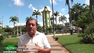 PUERTO MALDONADO 113 ANIVERSARIO-conociendo Madre de Dios