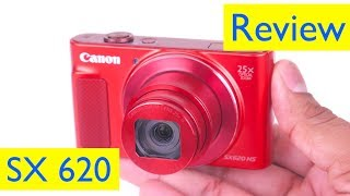 Canon Powershot SX620 HS Review and Photo & Zoom HD Video Test, Wifi Test