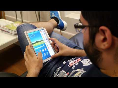 Análisis Samsung Galaxy Tab S 8.4
