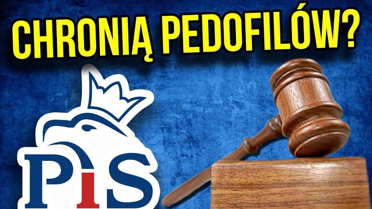 SKANDAL: PIS lub SĄDY Chronią Księży pedofilów?