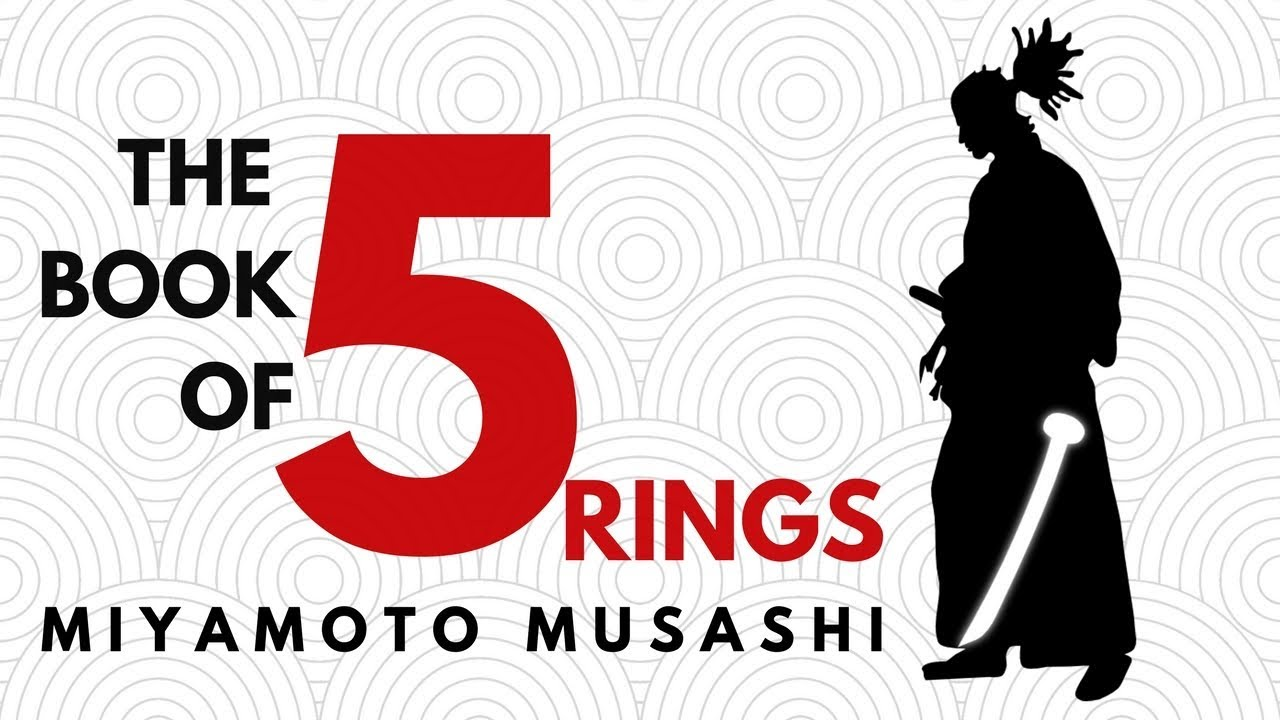 Miyamoto Musashi The Book Of Five Rings Quotesgo Rin No Sho