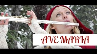 "Schubert - ""Ave Maria"" (Ellen's Third Song) by Bevani flute"