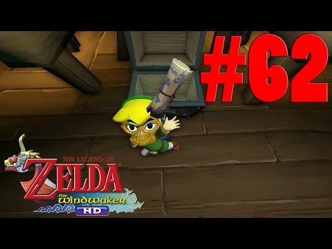 The Legend of Zelda: The Wind Waker HD - Part 62: Ghost Ship Chart