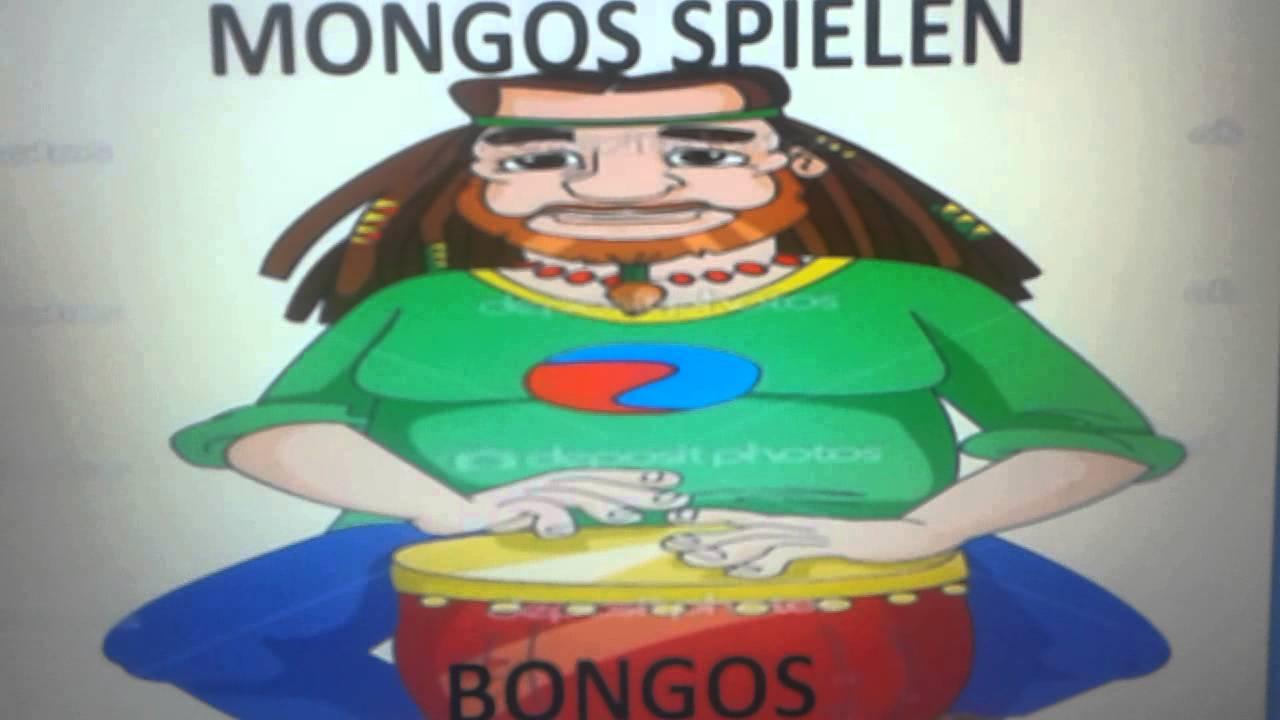 Mongos Spielen Bongos Youtube