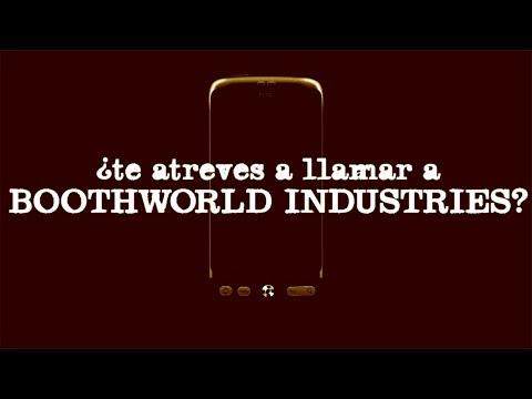 ¿Te atreves a llamar a Boothworld Industries?