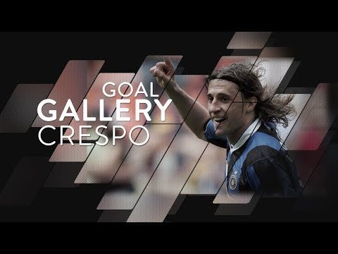 HERNAN CRESPO | All of his 46 Inter goals 🇦🇷🖤💙