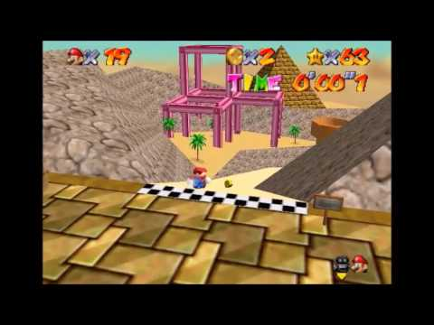 Repeat Super Mario 64 - Slide Rock Remix EXTENDED by