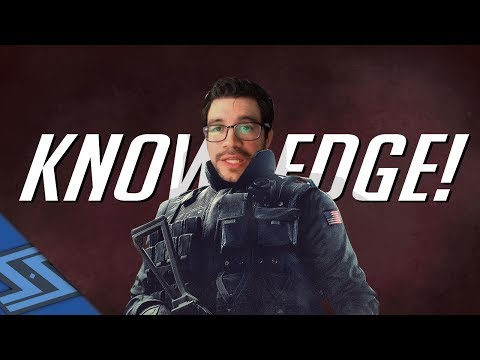 Rainbow Six Siege: The power of knowledge and educated stupidity