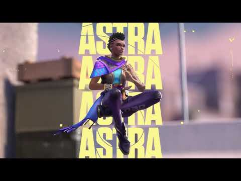 New Agent Astra First Gameplay Trailer  Valorant Act 2   New Agents full abilities