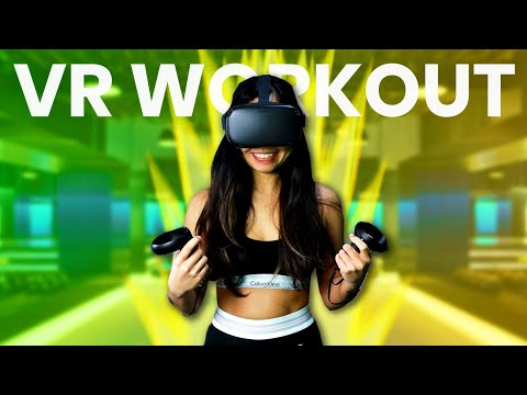 Why Working Out In VR Is Game-Changing