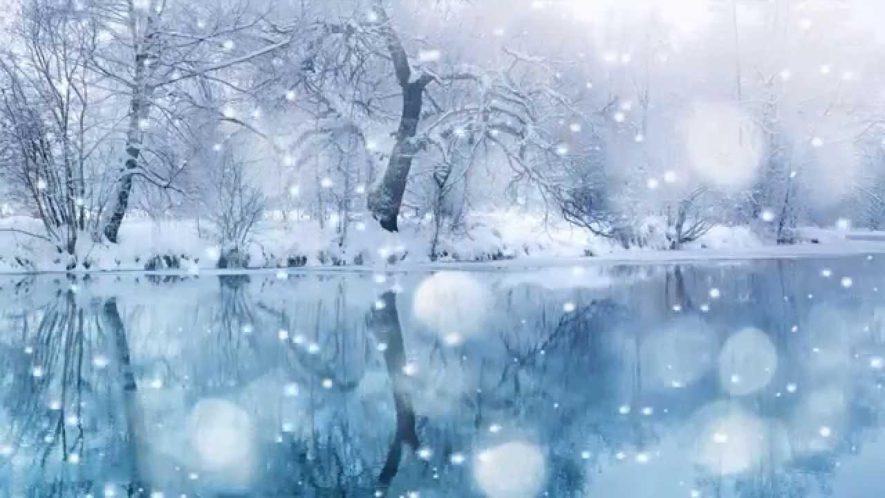 Let It Snow Animated Wallpaper Desktopanimated