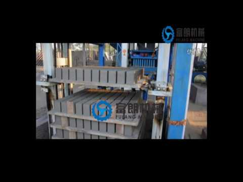 QTF6-15 price cement brick block making machine fully auto 2016 malaysia  ncj