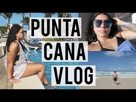 VLOG  Our Dominican Republic Vacation!  Hard Rock Hotel in Punta Cana