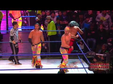 Fight Forever, Young Bucks V/S Hardy Boyz