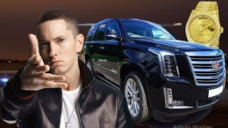 9 EXPENSIVE THINGS OWNED BY EMINEM