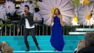 Charlotte Perrelli & Brolle - Dead ringer for love - Lotta på Liseberg (TV4)