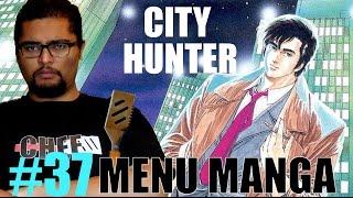CITY HUNTER - MENU MANGA #37