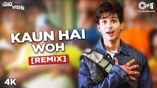 Remix: Kaun Hai Woh | Shahid Kapoor | Udit Narayan | Alisha Chinai | Ishq Vishk | Shenaz Treasury
